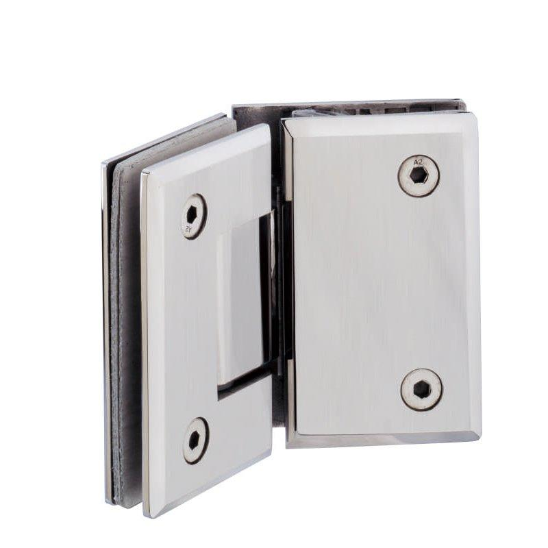 135 degree glass to glass shower hinge SI-B302